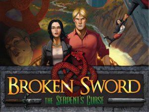 Broken Sword The Serpent's Curse