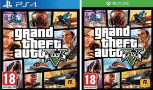 Grand Theft Auto V PC, PS4 ve Xbox One